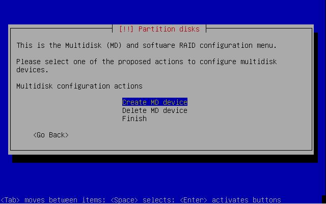 RAID-1 in My Ubuntu Installation