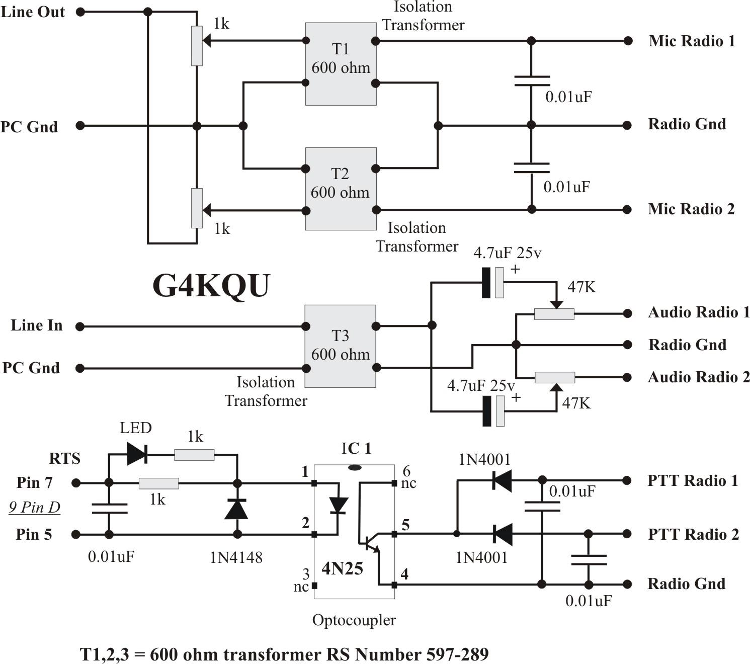 PTT Interface 2 Radio